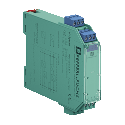 Pepperl + Fuchs KFDO-CS-EX2.51P Two Channel Barrier - Current Driver / Repeater