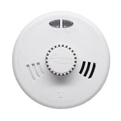 Kidde 3SFW Mains Interlinked Heat Detector With Battery Backup