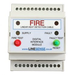 Linesense DIM Linear Heat Detection Cable Digital Interface Module
