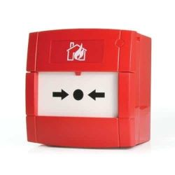 KAC M3A-R000SG-STCK-01 Manual Call Point - Red - Glass Element