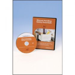Manual Handling Safety Essentials Training DVD - 56057