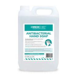 Medichief 5 Litre Antibacterial Hand Soap - MAS5000