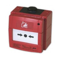 Tyco MCP220Ex Conventional Weatherproof I.S. Manual Call Point - 514.001.109