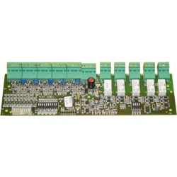 Notifier MCX-55ME Addressable 5 Way Input & 5 Way Output Interface Card (Un-Boxed)
