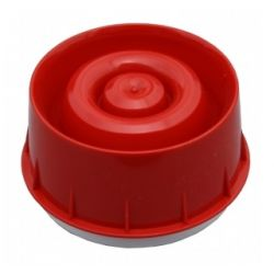 Morley IAS MI-WSO-PR-N Wall Mounted Sounder - Addressable - Red