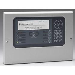 Advanced MXPRO5 MX-5020 Remote Control Terminal With Standard Network