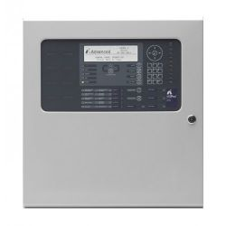 Advanced MX5401/P Fire Alarm Control Panel With Printer - 1 - 4 Loops - c/w 1 Loop Cards