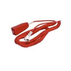 C-Tec NC805D Call Lead 1.2 - 3.6m (4 - 12ft)