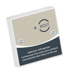 C-Tec NC809DBBT 800 Series Accessible Toilet Reset Point c/w Sounder