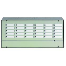 C-Tec NC821KE 800 Series Repeater Panel - 20 Zone