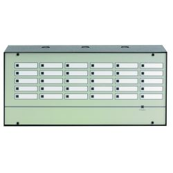 C-Tec NC812KE 800 Series Master Control Panel - 10 Zone