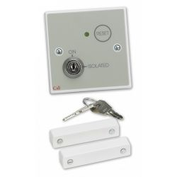 C-Tec NC894DKM 800 Series Monitoring Point - Magnetic Reset