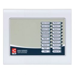 C-Tec NC910ES 800 Series 10 Zone Expansion Unit For NC910F or NC920F - Surface Mounting