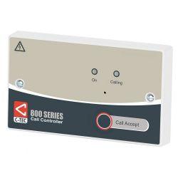 C-Tec NC943B 800 Series Single Zone Call Controller c/w 12V 140mA PSU