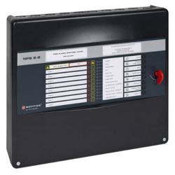 Notifier Fire Alarm Panel NFS2-8 - 2 Zone Conventional - 002-490-129