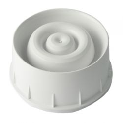System Sensor WSO-WW-RF Agile Wireless Wall Mounted Sounder - White