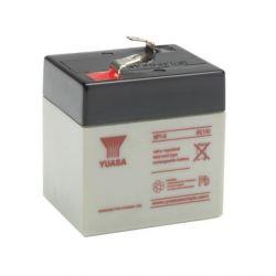 Yuasa NP1-6 Sealed Lead Acid Battery - 1Ah 6V