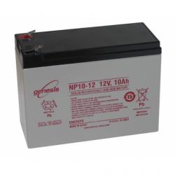 Mobility Scooter Battery Sealed Lead Acid 12V 10Ah NP10-12