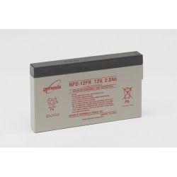 Enersys NP2-12FR 2Ah 12V Sealed Lead Acid Battery