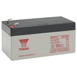 Yuasa NP2.8-12 Battery - 2.8Ah 12V