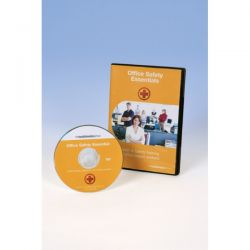 Office Safety Training DVD - 56486