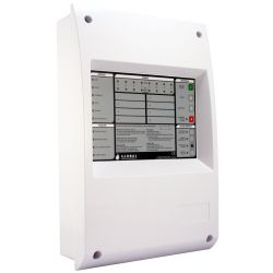GFE ORION 2-8 Zone Conventional Fire Alarm Panel