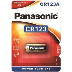 Panasonic CR123 3V High Power Lithium Battery