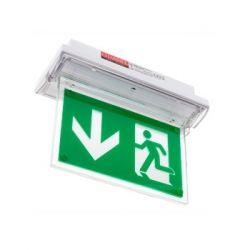 Channel Safety Meteor LED Blade Exit Legend Pack - E/PIC/ME/LED/BLADE
