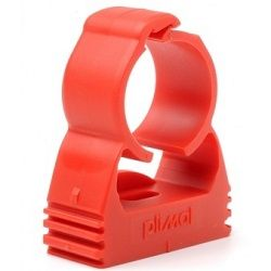 Vesda Xtralis REDCLIP Red 25mm & 27mm Universal Clips
