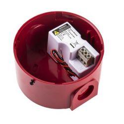 FULLEON POWERED BASE - MAINS BASE MODULE - RED - DRB240V