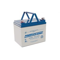 Powersonic PS12350 35Ah 12V Sealed Lead Acid Battery (SLA) PS-12350