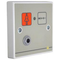 C-Tec QT602E Quantec Programmable 'Icon' Call Point With Button Reset