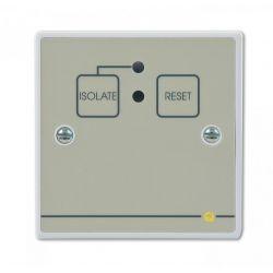 C-Tec QT631K Quantec Dementia Care Room Status Controller - Keyswitch Reset / Isolate