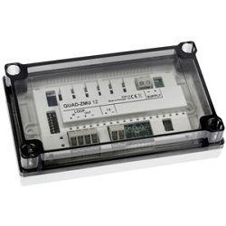 GFE QUAD ZMU Addressable Conventional Zone Monitor Module (1-4 Zones)