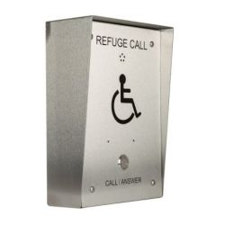 Cameo Systems RCO/WR/R Type B Weather Resistant Disabled Refuge Outstation - Stainless Steel