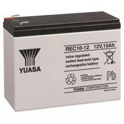 Yuasa REC10-12 10Ah 12V Battery - Sealed Lead Acid