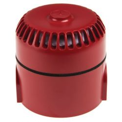 Fulleon ROLP/R/D Roshni Fire Alarm Sounder With Deep Base - Red