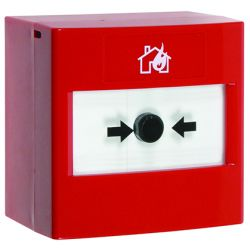 STI Reset Call Point - Conventional Surface Mounted - RP-RS-01