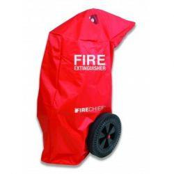 Firechief Wheeled Fire Extinguisher Cover - For 50 Kg/Ltr Size - RPV8