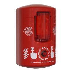Howler Wireless Site Alert Temporary Fire Alarm System - Master Unit - SA02M