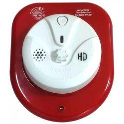 Howler SA02HD Site Alert RF Wireless Temporary Fire Alarm System Heat Detector