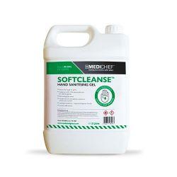 Medichief SoftCleanse Hand Sanitising Gel 5L - SCG5000