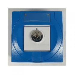 SMS SenTri SEN-INT-KEY Keyswitch Interface - Low Voltage With Housing