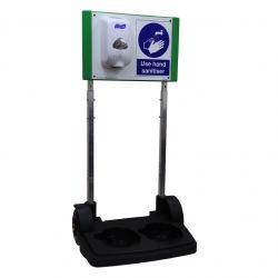 Howler SH05 Safety Hub Hand Sanitiser Station
