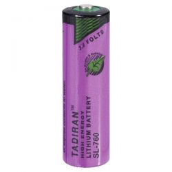 Tadiran SL-760 AA Lithium Battery - 3.6V