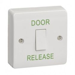 Engraved Door Release Button - STP-SPB001