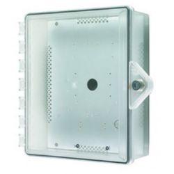 STI-7520-HTR Heated Enclosure with Key Lock - 12-24V AC/DC (UK 16VAC)