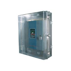STI-7550 Extra Large Polycarbonate Enclosure with Key Lock