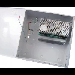 Elmdene STX2410-H 24V 10A Power Supply - EN54-4