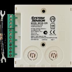 System Sensor M210E-CZR Conventional Zone Monitor Module Addressable Interface